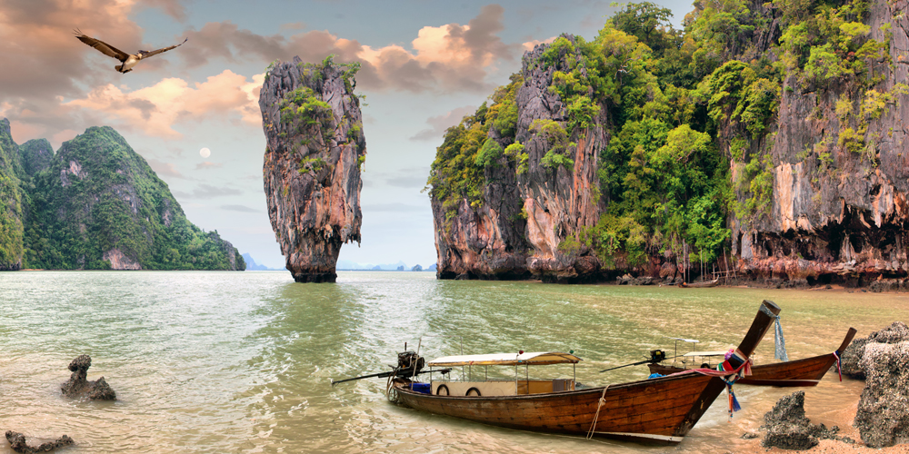 James Bond Island, Phang Nga