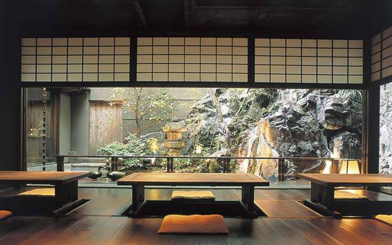 Authentic Japanese Style Room