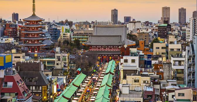 Asakusa District