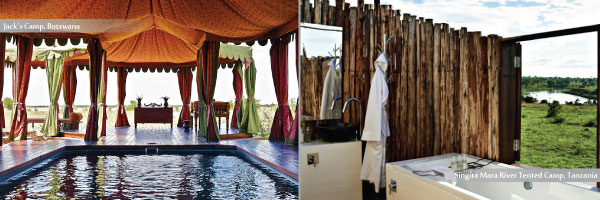 Mind Blowing Camps in Tanzania