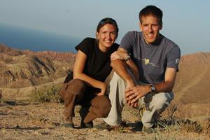 Audrey Scott and Daniel Noll of UncorneredMarket.com