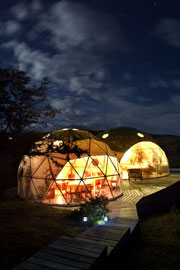 Ecocamp Suite Domes