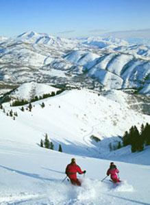 Ski Utah