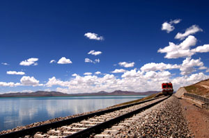 Tibet Train Excursion