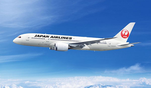 JAL Boeing 787