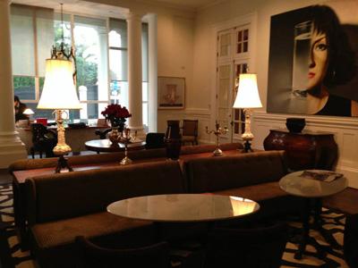 Hotel B Lobby