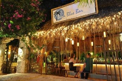 Luna Blue Hotel in Playa Del Carmen, Mexico