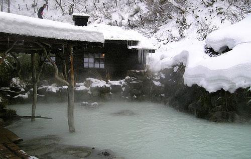 Akita Hot Spring