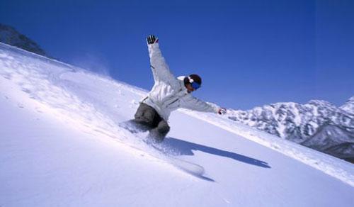 Japan Skiing
