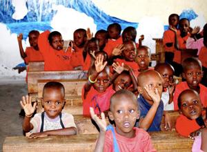 Esilalei Classroom