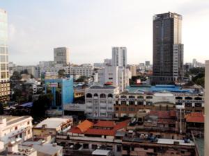 View from Saigon Saigon