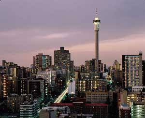 Joberg Skyline
