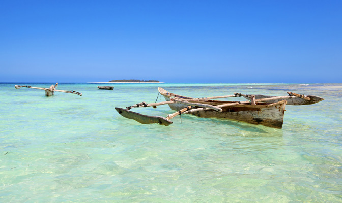 Zanzibar Boats