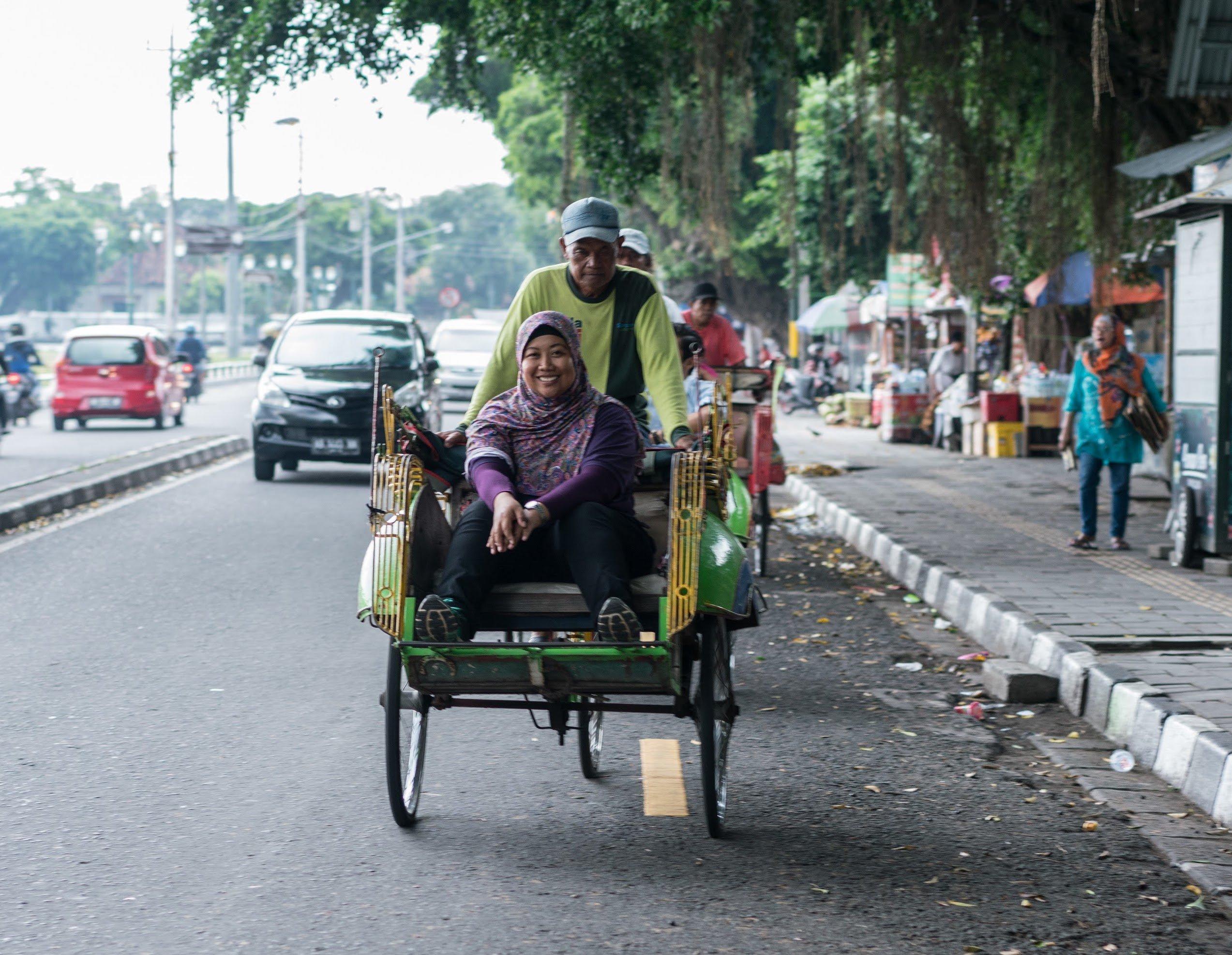 Eka - Indonesian Tour Guide