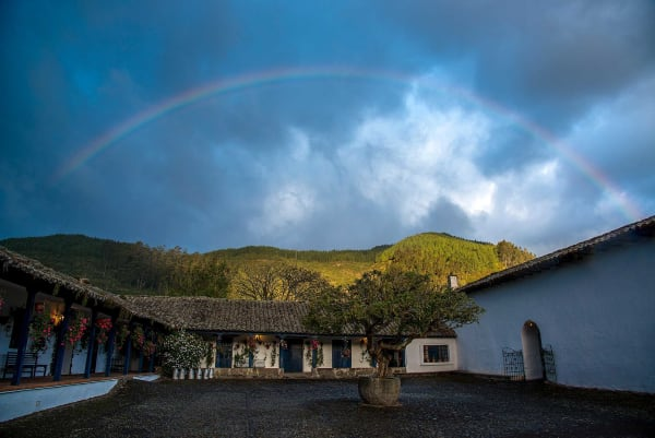 Galapagos Hacienda Zuelta