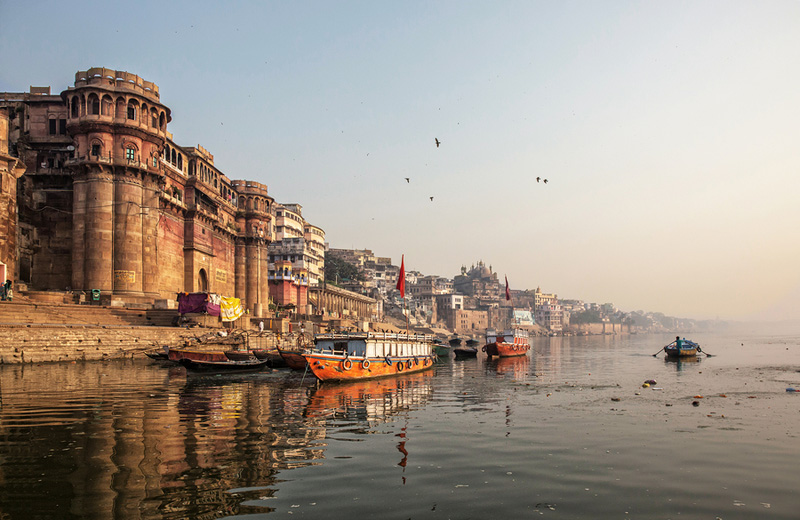 Life-Along-The-Ganges-ganga