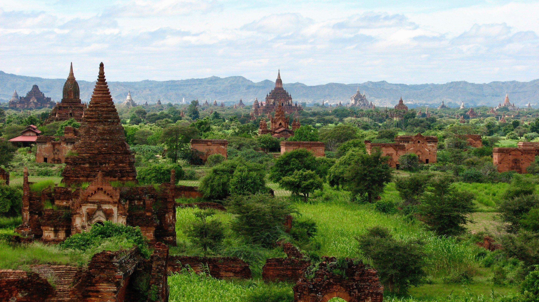 Myanmar Temples_Image#1