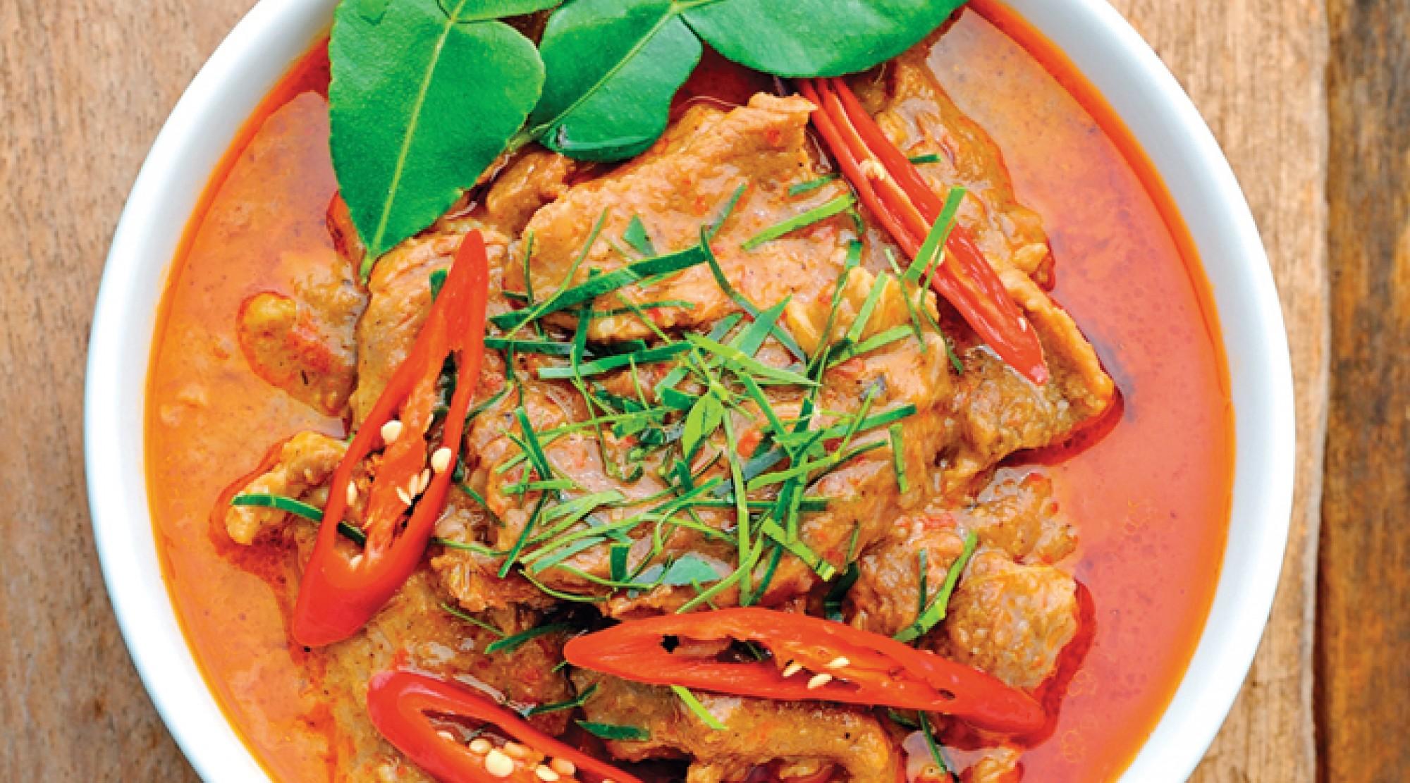 Pangagog curry