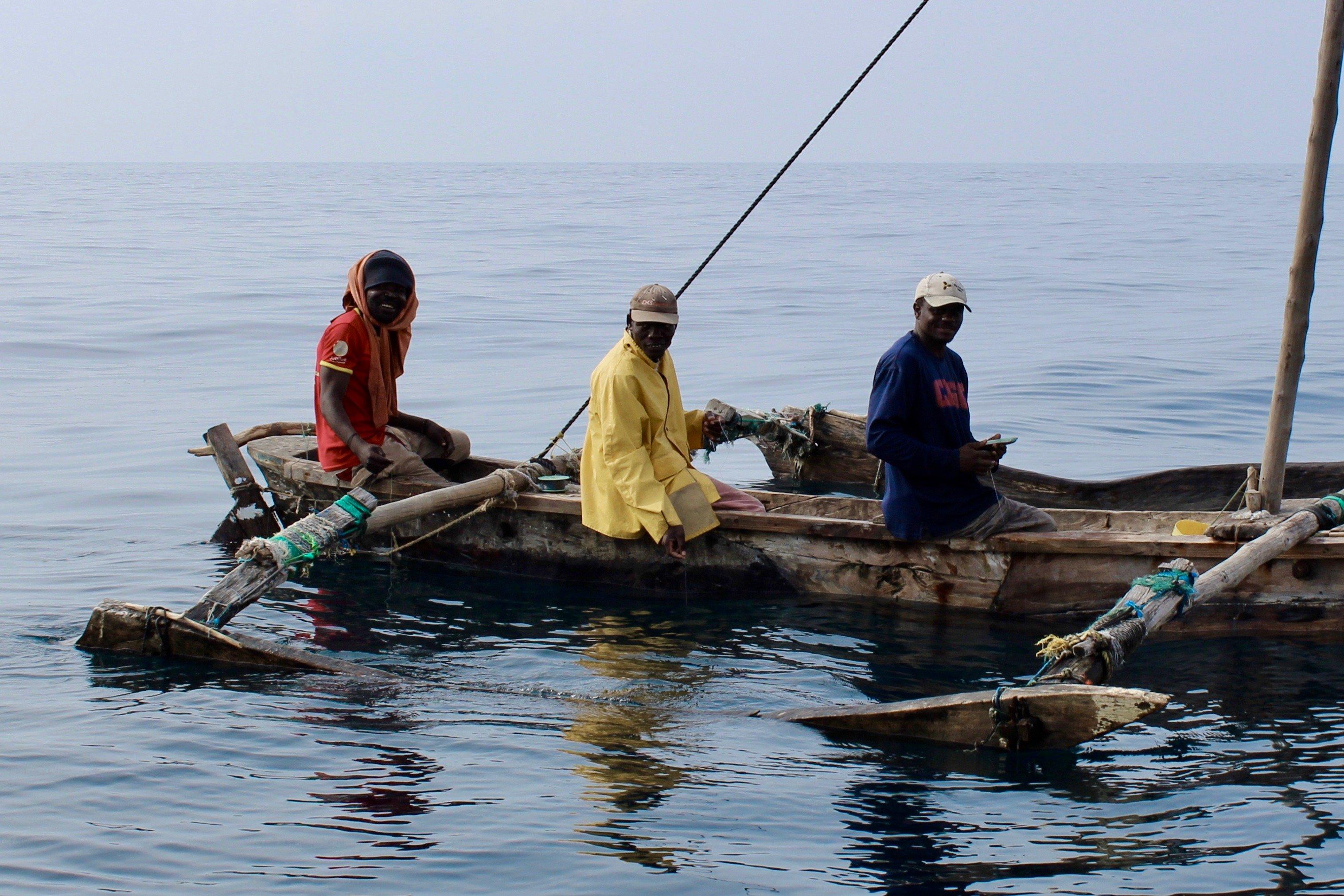 gcb-top five tz-pemba fishers