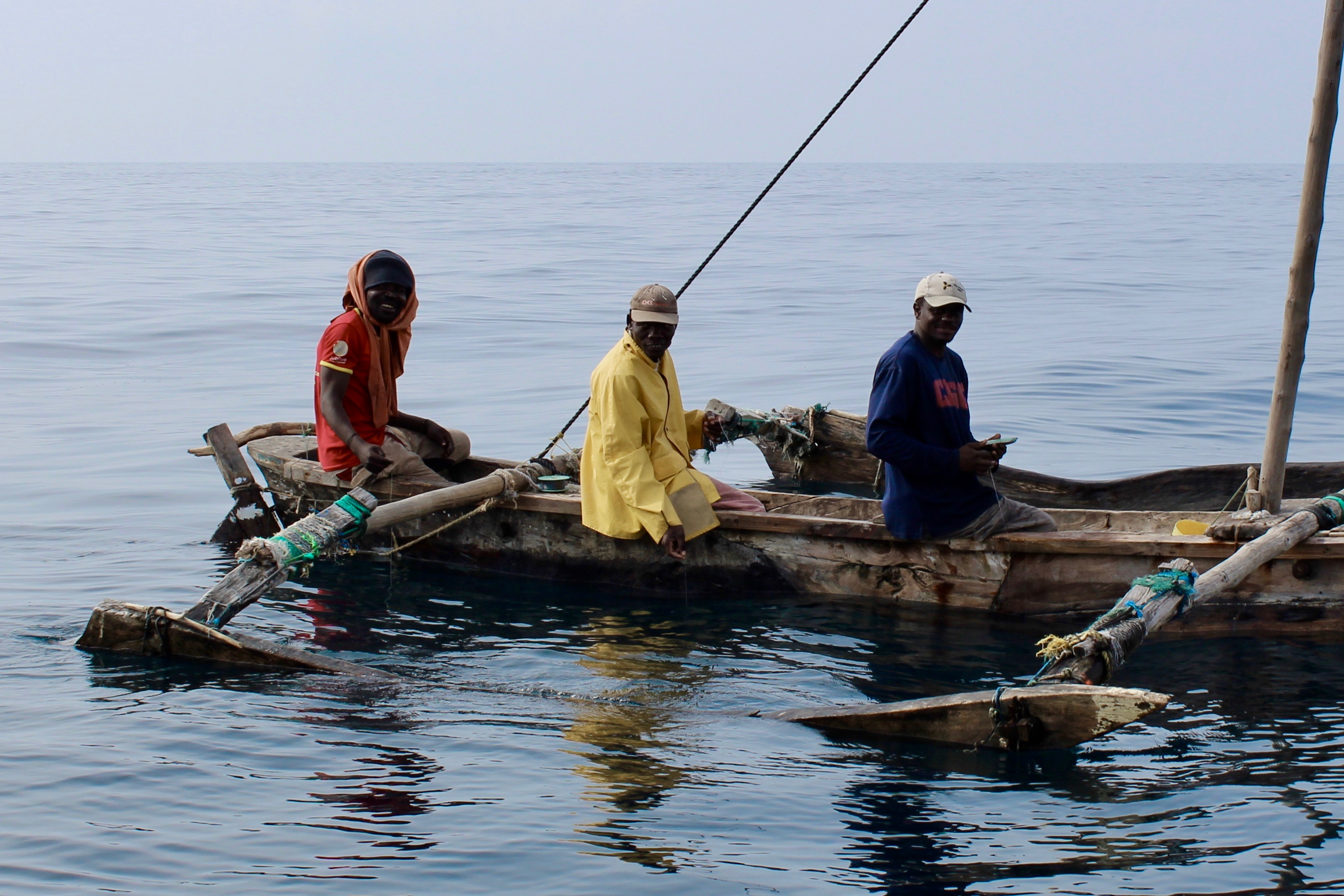 gcb-top five tz-pemba fishers