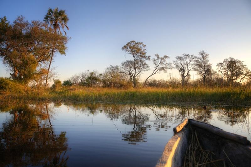 Botswana-Safari-Camp---Okavango-Delta