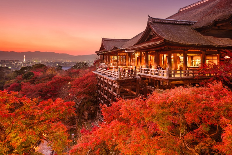 Kyoto-in-Fall