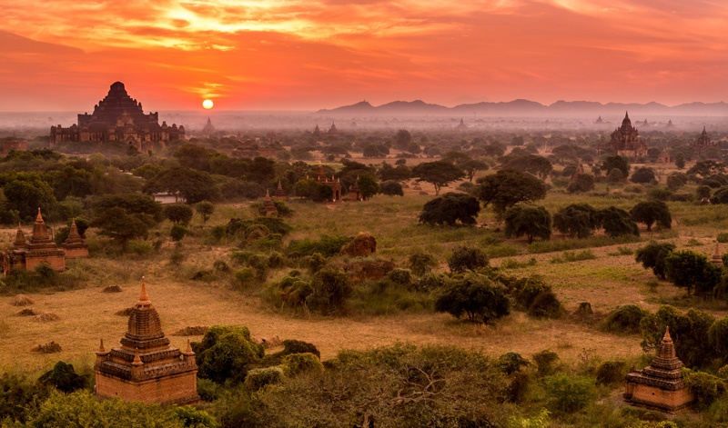 Myanmar travel tours