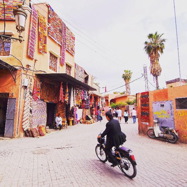 Streets of Marrakesh