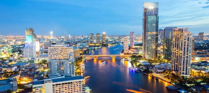 Bangkok's Skyline