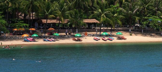 Resort in Nha Trang